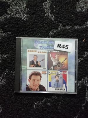 Danie Botha treffers cd te koop