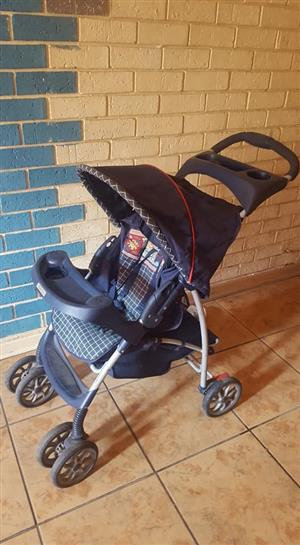 1x Graco pram neat and clean