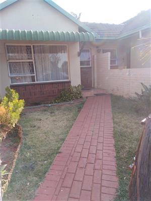 3 bedroom house with granny flat