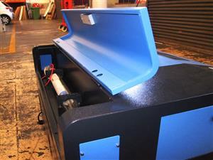 LC2-1610/100 TruCUT Performance Range 1600x1000mm Cabinet, Conveyor Table Laser Cutting