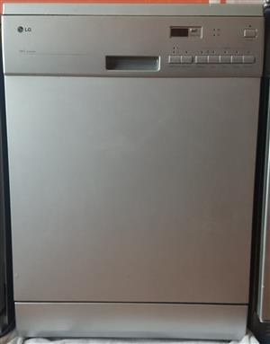 LG 3in1 dishwasher