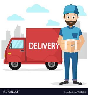 Flower Deliveries - Parcel Deliveries - DOOR TO DOOR Transportation and MORE !! Same day Service