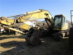Komatsu PC200-7 Excavator- ON AUCTION