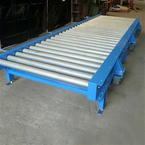 Gravity Table Rollers