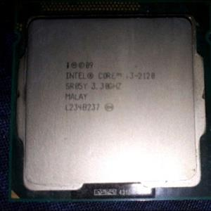 2ND GEN 1155 CORE I3 CPU IN PERFECT WORKING CONDITION FOR CHEAP QUICK SALE