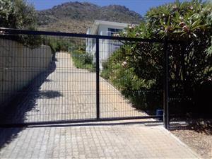 SPJ T1 Boundary fence
