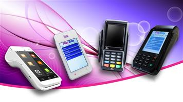 Debit and credit card terminals