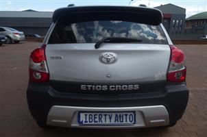 2017 Toyota Etios Cross ETIOS CROSS 1.5 Xs 5Dr