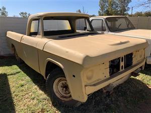 Dodge D200 V8