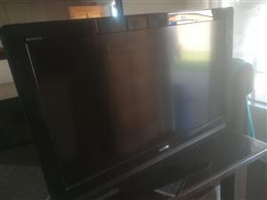 "37"" Sony Bravia LCD tv"