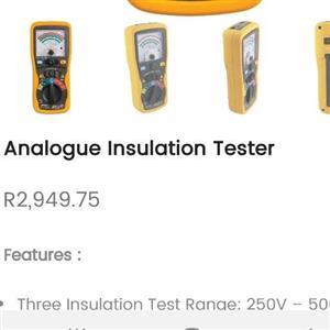 major Tech insulation tester