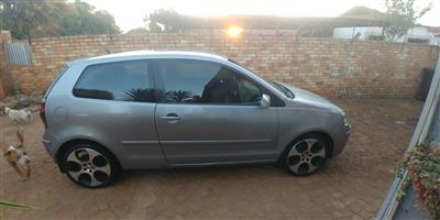 2006 VW Polo 1.9TDI 96kW Highline