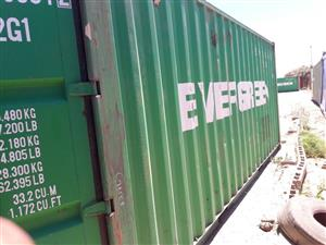 12m Shipping containers available in PE