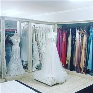 Wedding Dress Cabinets for sale