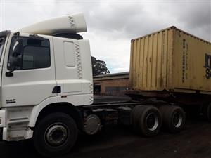 DAF cf 430hp d/d Truck,Truck is in daily use