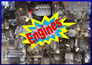 All makes and models engines for sale.