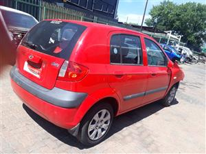 Hyundai Getz Spares For Sale