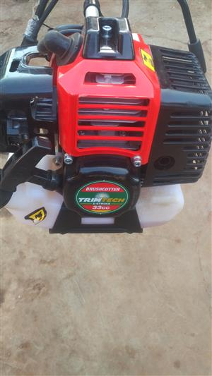 33cc Trimtech brush cutter at a give away price
