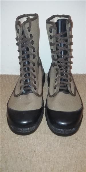 Bova Ranger Military Boot Size 9
