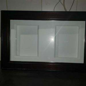 box framed