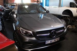 2017 Mercedes Benz GLC AMG  63S 4MATIC