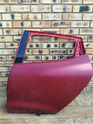Renault Clio 4 Left Rear door  Contact for Price