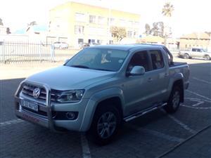 2011 VW Amarok double cab AMAROK 2.0 BiTDi HIGHLINE 132KW D/C P/U