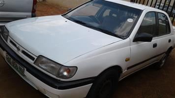 1999 Nissan Sentra 1.6 Acenta