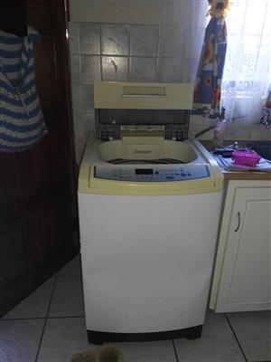 Samsung Toploader Washing Machine 13kg