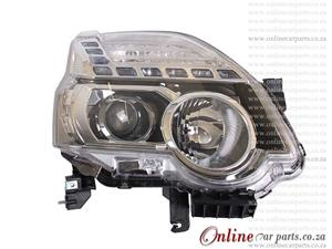 Nissan X-Trail 10-14 Right Hand Side Electric Head Light