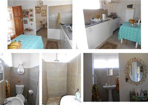 Bachelor flat furnished near the Copperleaf Golf Estate, Mnandi