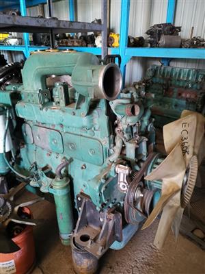 Stripping volvo engines
