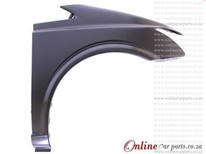 Mercedes Benz Viano 2 Right Hand Side Front Fender And Holes 2011-2014