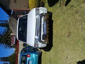 2003 Mazda Drifter B2600 hi ride SLX