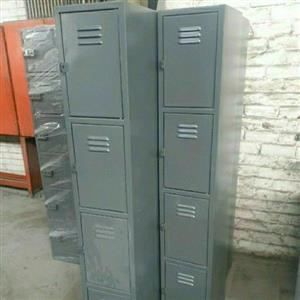 N E W   S T E E L   L O C K E R S 1door new steel locker PLUSVAT2door new steel locker