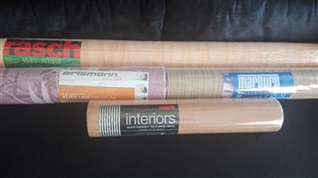Wallpaper from Germany - Once off Clearance R 100 per roll