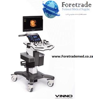 Vinno E10 with 4D probe for only R248000