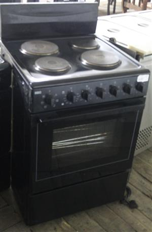KIC stove electric 4 plate with oven S037197A #Rosettenvillepawnshop