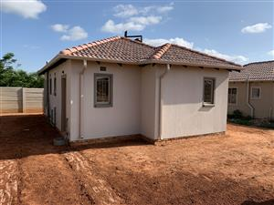 Affordable Housing in Mahube valley, Pretoria