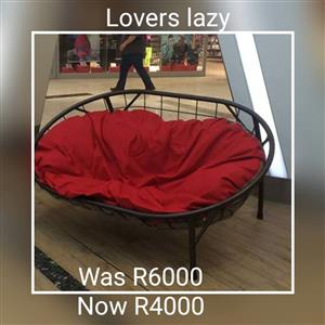 Lover's lazy chair