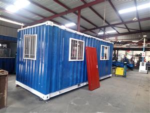 Site / Office Container 6 m