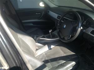 2007 BMW 3 Series 320d GT