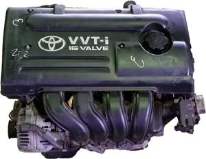 Toyota Cash Price Special on # 1ZZ 1.8 VVTi Engine -  Replacement for # 3ZZ and # 4ZZ Engines
