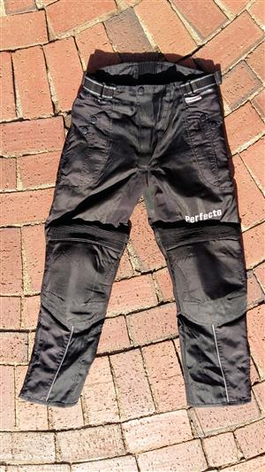Motorcycle pants for sale Perfecto Racing