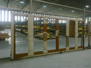 Wooden Meranti doors