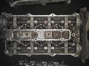 Mazda 626 2.0 Cylinder Head