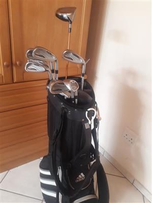 Adams Golf RPM Titanium 460 cc 65-R
