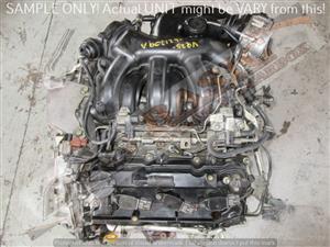NISSAN TEANA -VQ25 2.5L V6 24V FWD Engine