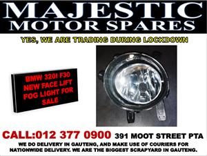 Bmw 320i F30 new fog light for sale