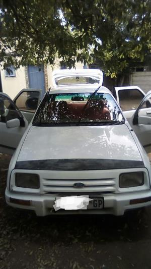 1996 Ford Sierra
